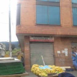 Distrihuevos y Víveres en Bogotá