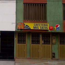 Cafetería Mis Tatis en Bogotá