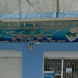 Credit Exitos en Bogotá