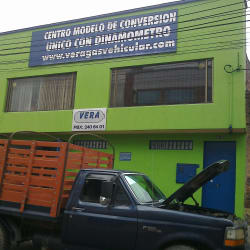 Vera Gas Vehicular en Bogotá
