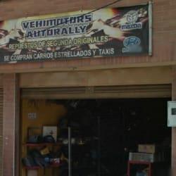 Vehimotors Autorally en Bogotá