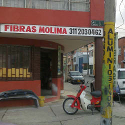 Fibras Molina en Bogotá