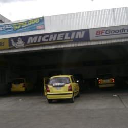 Fray Llantas en Bogotá