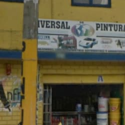 Universal Pinturas en Bogotá