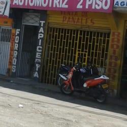 Forros y Tapicería Automotriz en Bogotá