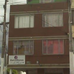 Electrifrenos en Bogotá