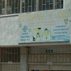 Fotografía y Vídeo en Bogotá