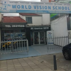 World Vision School en Bogotá