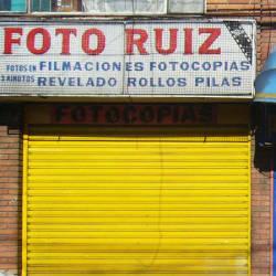 Foto Ruiz en Bogotá