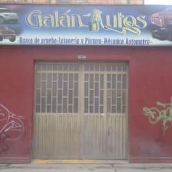 Galan Autos en Bogotá