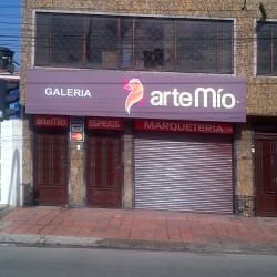 Galería Artemio en Bogotá