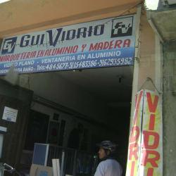 Gui Vidrio en Bogotá