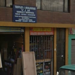 Triplex & Molduras V&M en Bogotá