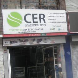 Central de Eléctricos y Redes Ltda. en Bogotá