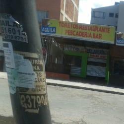 Toretos Restaurante en Bogotá