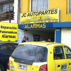 JC Autopartes en Bogotá