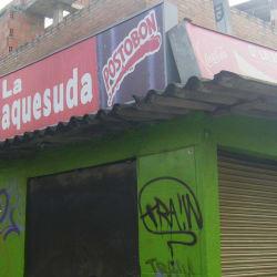 La Arepa Quesuda en Bogotá