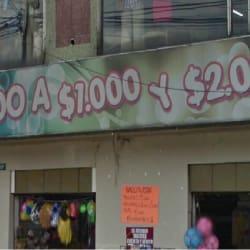 Todo a 1000 y 2000 Carrera 19  en Bogotá