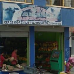 La Casa De Las Carnes y Verduras en Bogotá