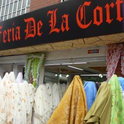 La Feria De La Cortina en Bogotá