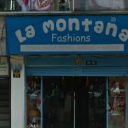 La Montaña Fashions en Bogotá