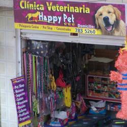 Clínica Veterinaria Happy Pet en Bogotá
