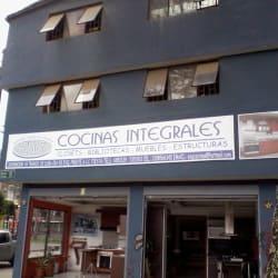 Cocinas Integrales Calle 145 en Bogotá