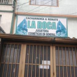 Chatarería y Remate La Roca en Bogotá