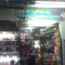 Tienda Express Ma-Ni en Bogotá