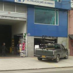 El Palacio Del Aluminio en Bogotá