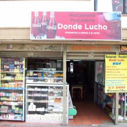 Donde Lucho Calle 53 en Bogotá