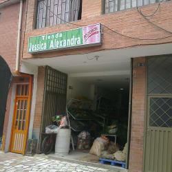 Tienda Jessica Alexandra en Bogotá