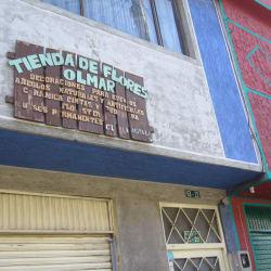 Tienda de Flores Olmer en Bogotá