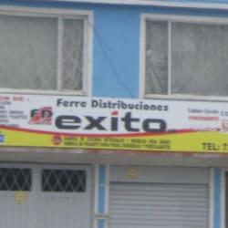Ferre Distribuciones Éxito en Bogotá