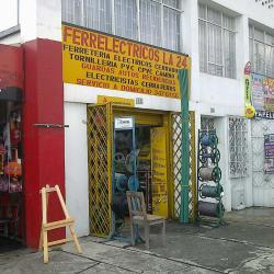 Ferreléctricos De La 24 en Bogotá