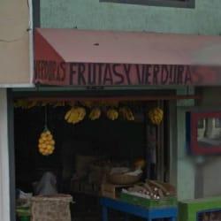 Frutas y Verduras Calle 49C en Bogotá