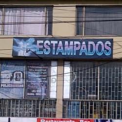 Estampados Carrera 50 con 4 en Bogotá