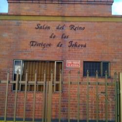 Testigos de Jehová en Bogotá