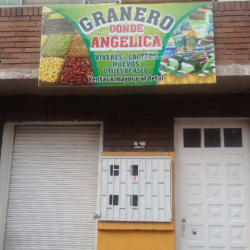 Granero Donde Angélica en Bogotá