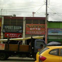 Aluminios Otto en Bogotá
