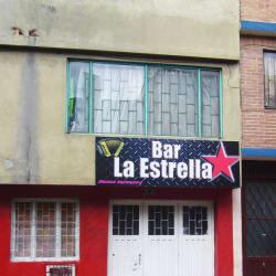 Bar La Estrella en Bogotá