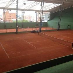 America Tennis Club en Bogotá