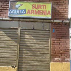 Surti Armenia en Bogotá