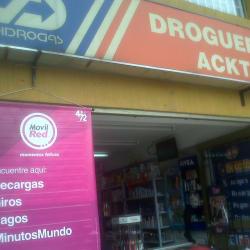 Ackt en Bogotá