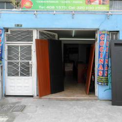 Super Cocinas y Closets Bogotá en Bogotá