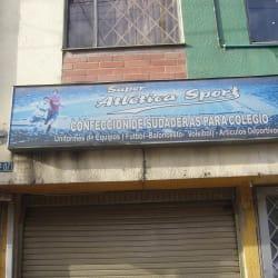 Super Atlética Sport en Bogotá