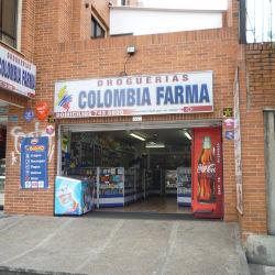 Droguería Colombia Pharma  en Bogotá