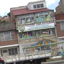 Colegio San Esteban en Bogotá