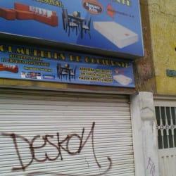 Colmuebles de Occidente en Bogotá
