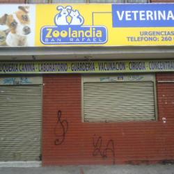 Zoolandia San Rafael en Bogotá